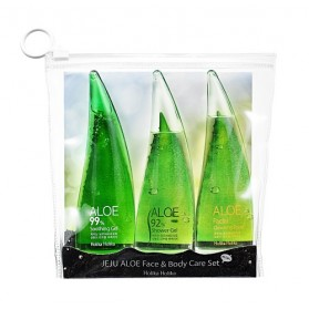 Jeju Aloe Face & Body Care Set